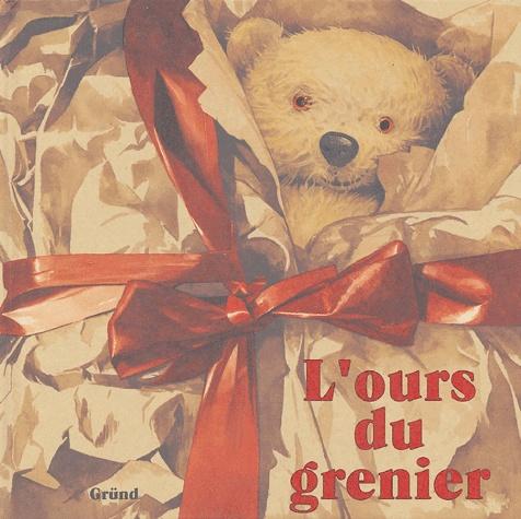 31997000786525  Lucie découvre dans le grenier de son grand-père un vieil ours en peluche qui se met à parler quand la petite fille le serre contre elle. Débute pour Lucie une aventure qui la conduit au pays des jouets animés.