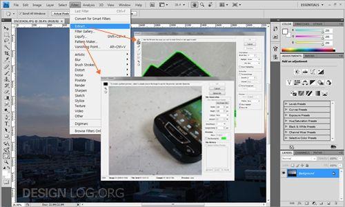 어도비 포토샵 CS4 추가 플러그인 다운로드
