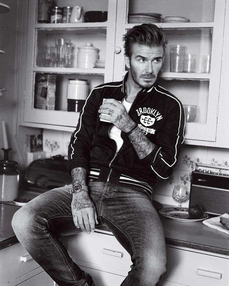 Beckham Beckham  l  Street Styles