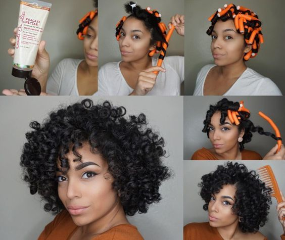 Top Tips for Flexi Rods on Natural Hair | Flexi Rods Guide