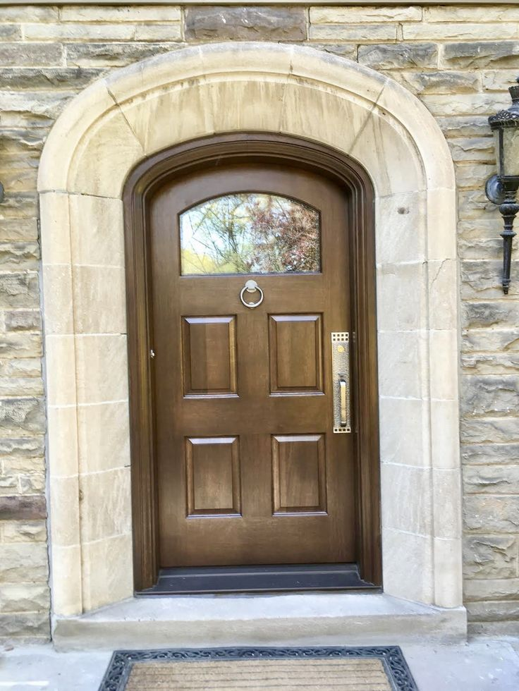 Amberwood Doors Inc: Gorgeous Gothic Style #handmade #custommade Quarter Sawn