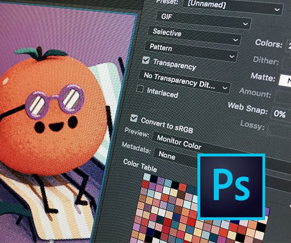 The Best GIF Optimization Techniques for Photoshop - EYEDESYN