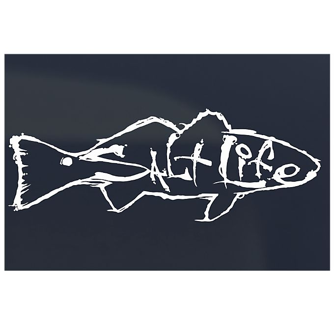 1000 images about salt life on pinterest pocket tees for Saltwater fishing decals