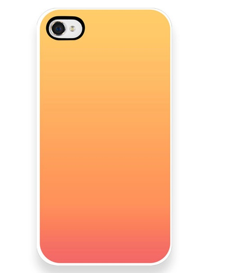 ombre iphone case....i will have this when i get an iphone