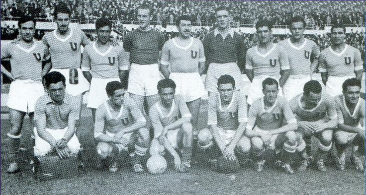 1940 Universidad de Chile