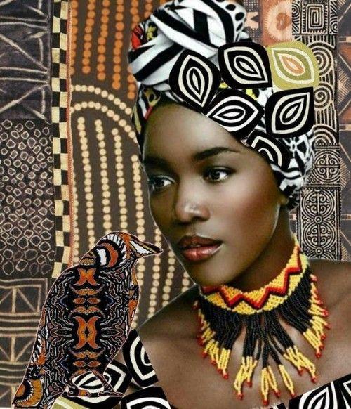 49 magnifiques enveloppements de tête pour les femmes afro-américaines
