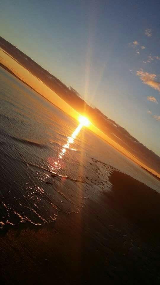 Phillip island sunrise