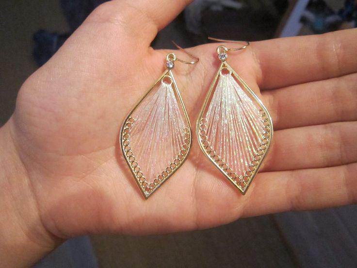 Boucles d'oreilles à vendre ! :)