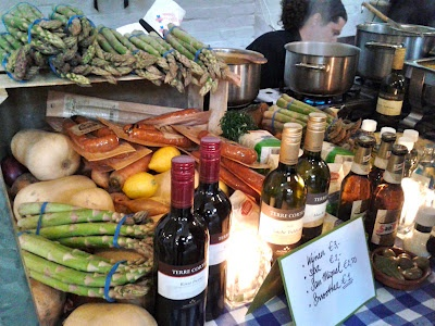 Deli, Neighborhood Food Market, Westergasfabriek, Amsterdam
