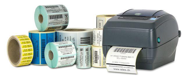 BESSERDRUCKEN: ErweitertesTT-Etiketten-Angebot zum ZEBRA GK420T D...