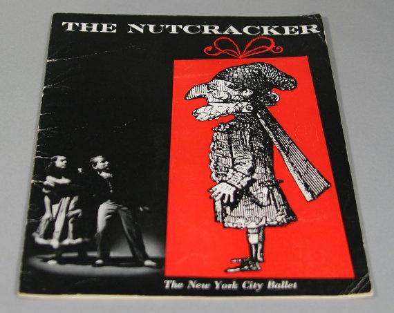 The Nutcracker NYC Ballet 1950s Balanchine Vintage by RetroVinti, $15.00