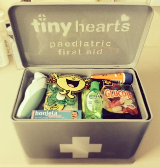 Tiny Hearts Paediatric First Aid - helping save tiny lives