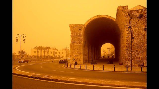 «Η αφρικανική σκόνη ήρθε για να μείνει» λέει καθηγητής Φυσικής της Ατμόσφαιρας - kavalarissa.eu
