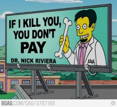 For the medicine students