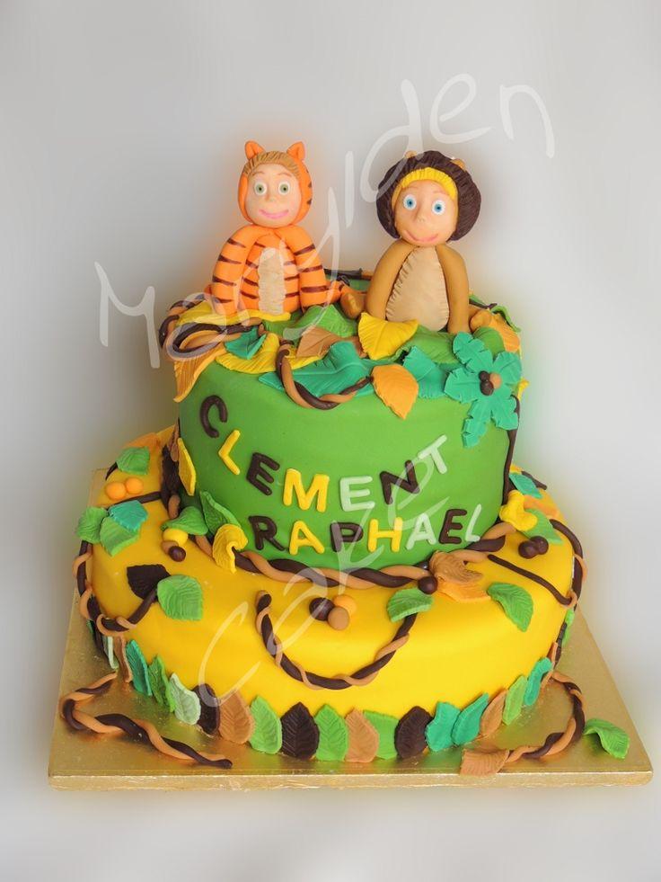Favori Les 98 meilleures images du tableau Cake design sur Pinterest  LC17