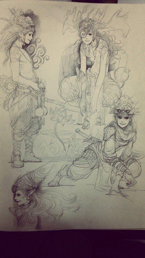 [A pintura original sonhar usuários de elite no primeiro trimestre] fluxo de Super obra de arte! xiaoweichun-9 Colecções - Original Sonho pintura
