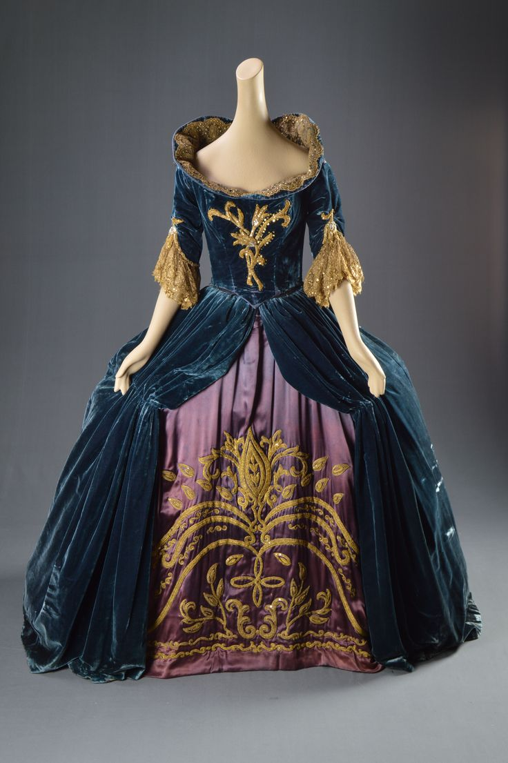 "Natalie Shaeffer, ""Casanova's Big Night,"" Paramount,1953, Designed by Edith Head, The Collection of Motion Picture Costume Design: Larry McQueen"