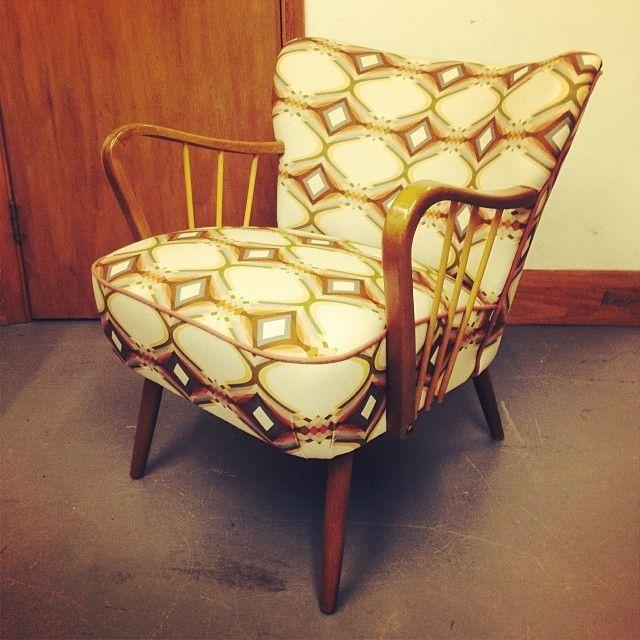 1950's armchair
