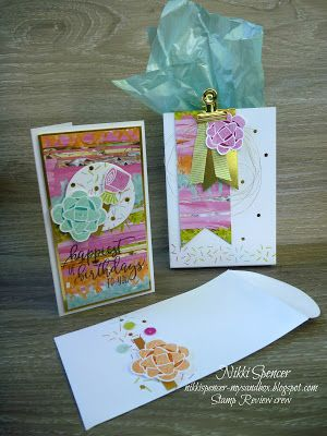 Nikki Spencer-My Sandbox: Stamp Review Crew...Picture Perfect Birthday!  #pictureperfectparty #stampinup