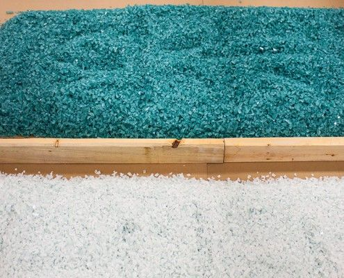 AGSurfaces Crushed Glass