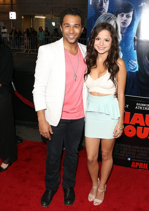 Corbin Bleu: High School Musical Star Engaged To Sasha Clements