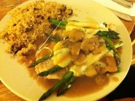 TSR Version of Cheesecake Factory Chicken Madeira by Todd Wilbur