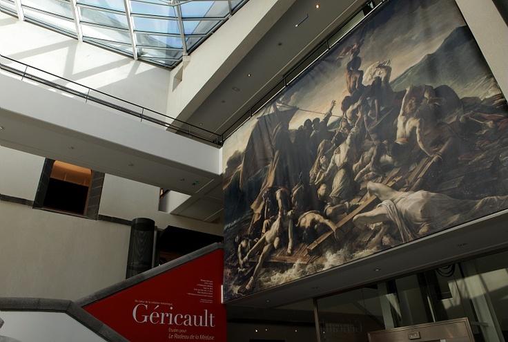 Juin : L'exposition Géricault ouvre ses portesau MARQ !