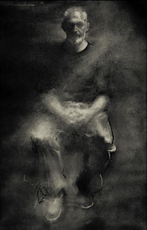 The Sculptor, pete cernis