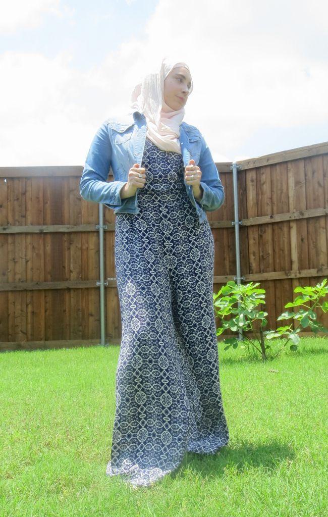 Summer Hijab Fashion