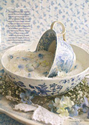 <3 teacups and bath salt