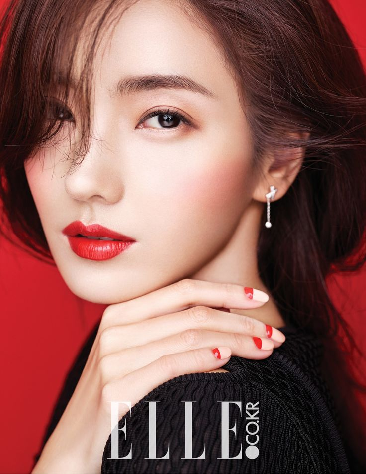Han Chae Young | Elle February Issue '16