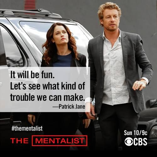 .The Mentalist