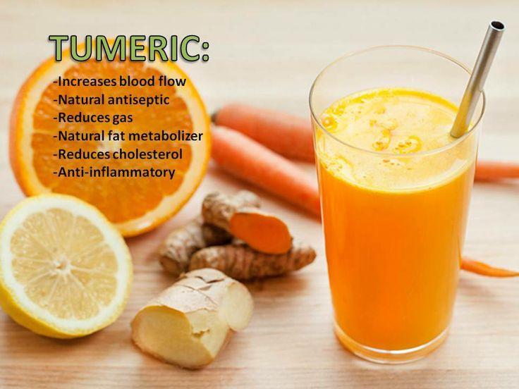 Benefits of Tumeric
