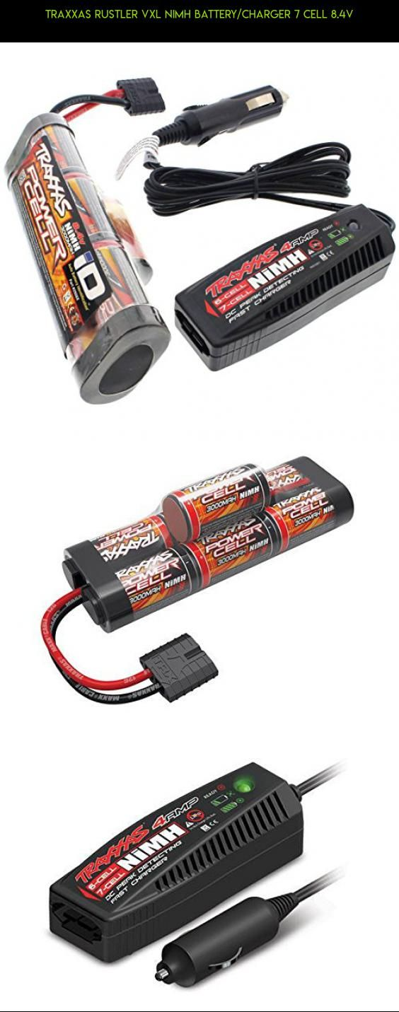 Traxxas RUSTLER VXL NIMH Battery/Charger 7 cell 8.4v #products #fpv #parts #7 #camera #tech #kit #technology #battery #gadgets #drone #traxxas #racing #cell #shopping #plans