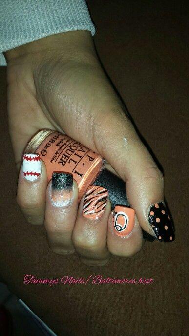 Balitmore Orioles nails