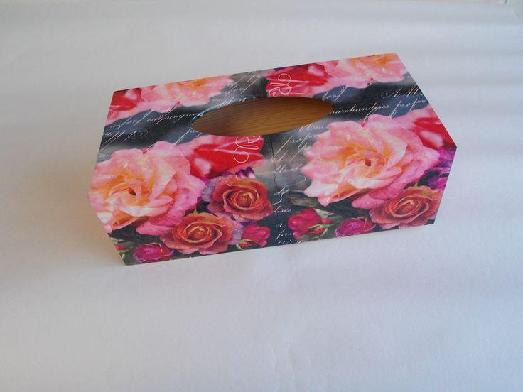Kapesníkovník - Růže