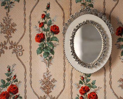 carton noir miroirs c cile chappuis pi ces uniques en carton miroirs encadrements. Black Bedroom Furniture Sets. Home Design Ideas