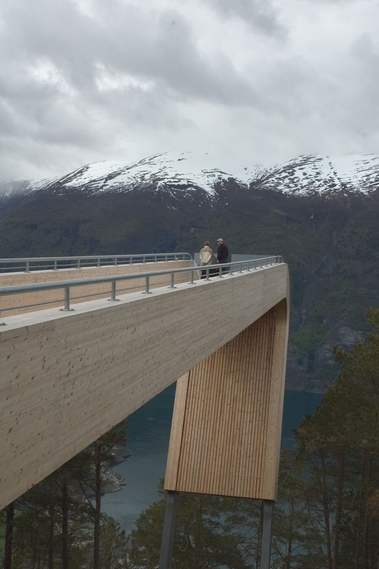 Aurland Lookout, Norway - http://www.adelto.co.uk/high-above-the-sky-the-aurland-lookout-norway