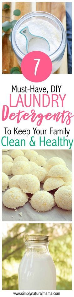This was such an awesome collection of DIY laundry detergent recipes, and there is something for everyone! It includes recipes for powder, liquid, and pods! Borax and Borax-free too! Thanks for sharing! via @simplynaturalma