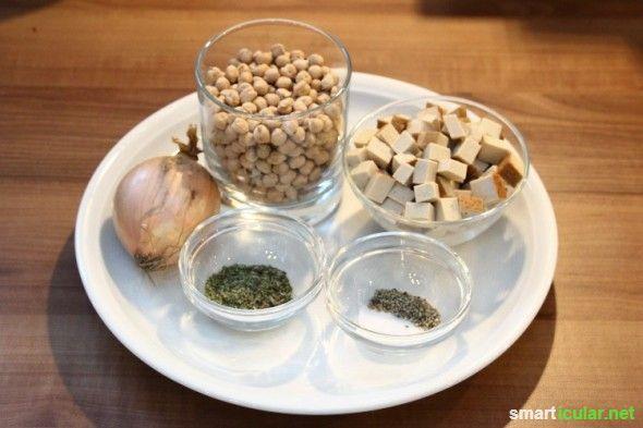 Vegane Leberwurst alternative günstig herstellen