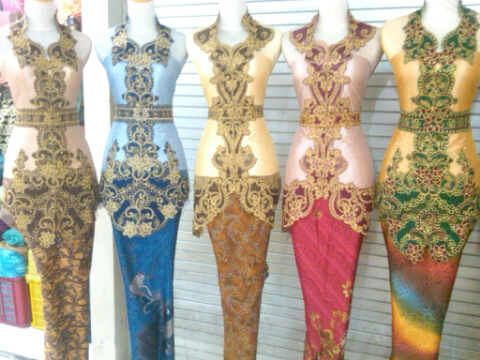 KEBAYA BORDIR PAYET JAVANESE INDONESIA $30~$38