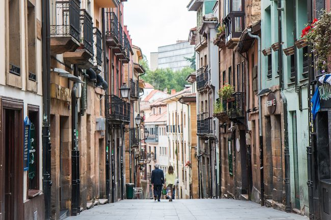 Oviedo Spain - Here are 10 things that made me fall in love with beautiful Oviedo Spain in Asturias in northern Spain.