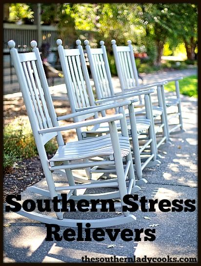 Rocking Chairs   Southern Stress Relievers