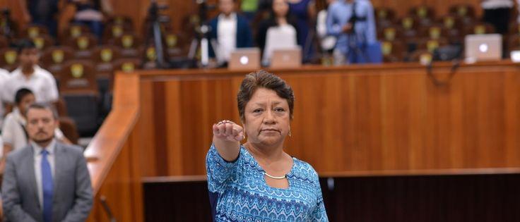 El pasado 4 de julio Agueda Salgado Castro, rindió protesta ante el Pleno de la LXIV Legislatura de Veracruz, como diputada del distrito XXX, Coatzacoalcos II, en sustitución de Eva Felicítas Cadena…