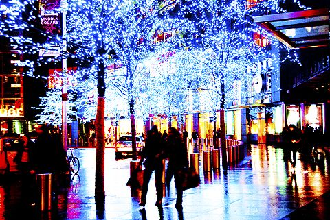 Looking forward to Christmastime in Amsterdam