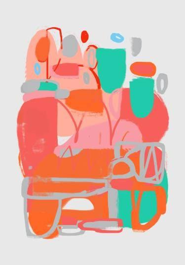 "Saatchi Art Artist Alessandro La Civita; New Media, ""#122 - Limited Edition 1 of 50"" #art"