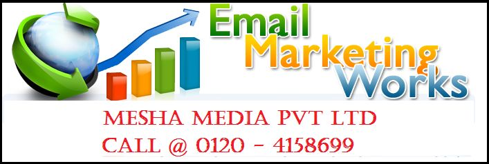 If you need of email marketing service then call @ +918860520461.We provide bulk email service in Delhi NCR and all across in India.We are best and affordable email marketing company in Delhi NCR