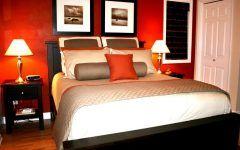 Goodly Bedroom Design Orange