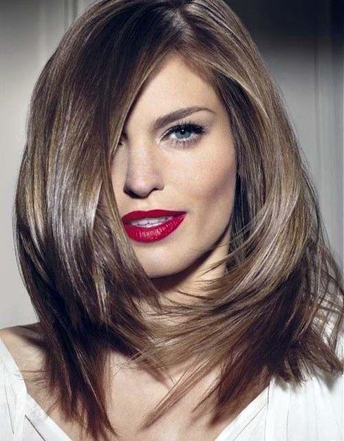 20 Cortes de cabelos em camadas: Fotos, Passo-a-passo, Vídeo, Dicas!