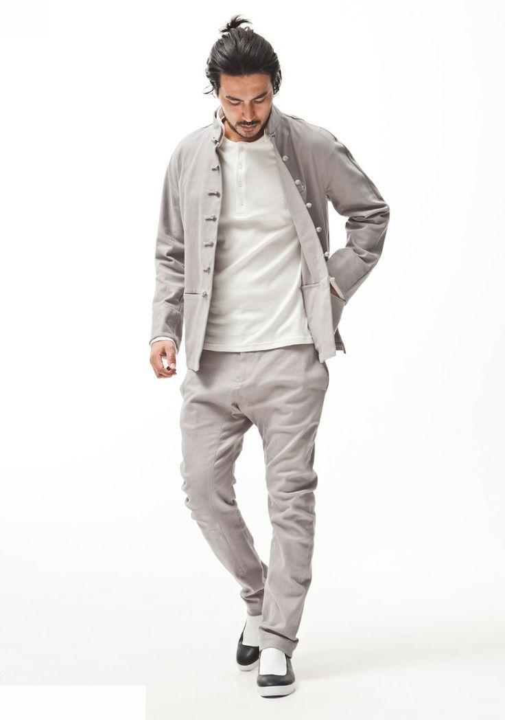 Pakaian-cina-tradisional-untuk-pria-bau-baju-Jaket-blus-Tops-Original-2015-gaya-baru-tren-nasional.jpg (790×1125)